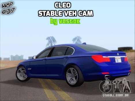StableVehCam para GTA San Andreas