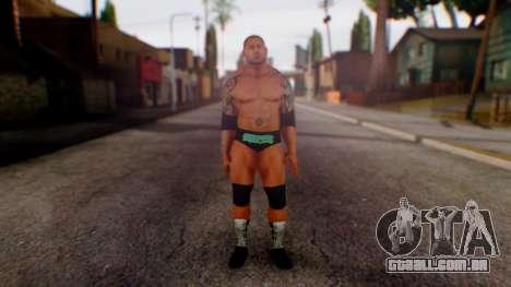 WWE Batista para GTA San Andreas segunda tela