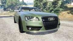 Audi S8 Quattro 2013 v1.2