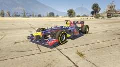 Red Bull F1 v2 redux
