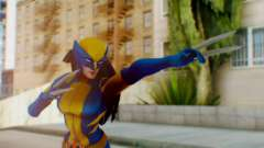 Marvel Heroes X-23 (All new Wolverine) v1 para GTA San Andreas