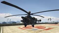 Mi-28 caçador de Noite