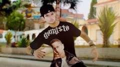 Skin Swagger Sasuke Uchiha para GTA San Andreas