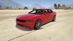 2015 Dodge Charger RT 1.4 para GTA 5