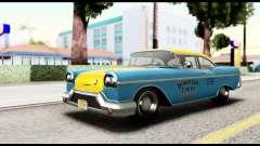GTA 5 Declasse Cabbie v2 IVF