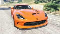 Dodge Viper SRT 2014