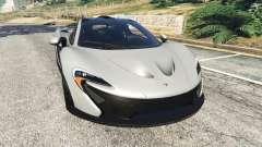 McLaren P1 2015