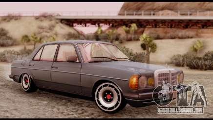 Mercedes-Benz 450SEL para GTA San Andreas