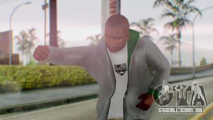 GTA 5 Franklin para GTA San Andreas