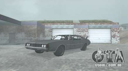 Clover Stock Car para GTA San Andreas