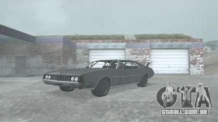 Clover Stock Car para GTA San Andreas