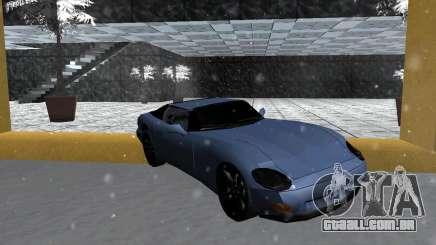 Novo Banshee com telhado para GTA San Andreas