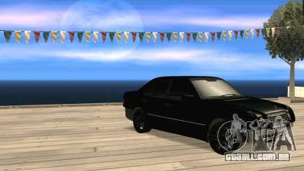 Mercedes Benz E-Class para GTA San Andreas