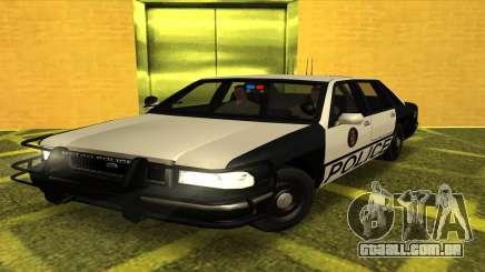 Police SF para GTA San Andreas