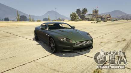 Aston Martin DBS para GTA 5