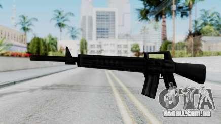 GTA 3 M16 para GTA San Andreas