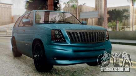 GTA 5 Albany Cavalcade II IVF para GTA San Andreas