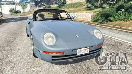 Porsche 959 1986 para GTA 5