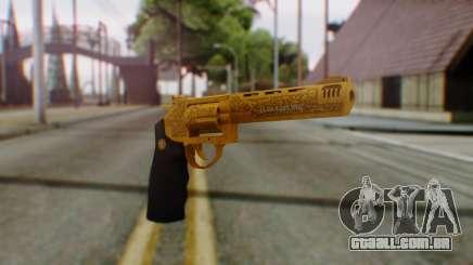 GTA 5 VIP Revolver para GTA San Andreas