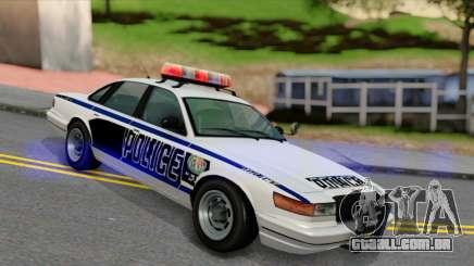 GTA 5 Curie IV Black para GTA San Andreas