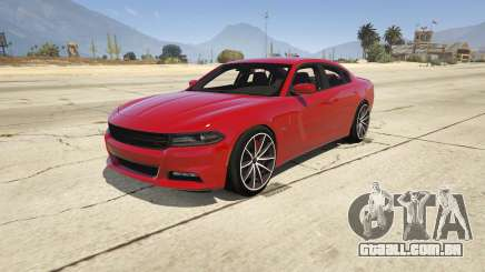 2015 Dodge Charger RT 1.4 para GTA 5