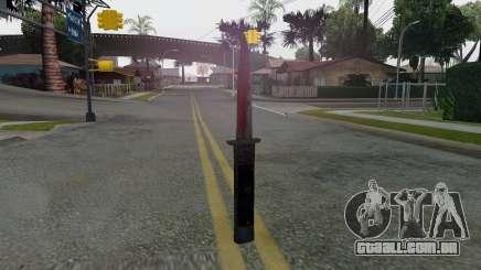 GTA 5 Switchblade para GTA San Andreas
