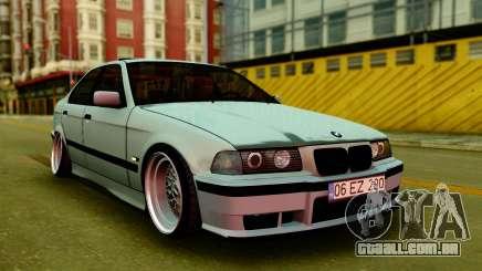 BMW 320 E36 para GTA San Andreas