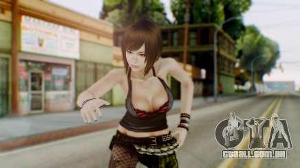 Fatal Frame 4 Misaki Punk Outfit para GTA San Andreas