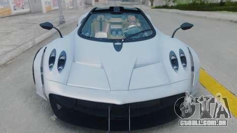 Pagani Huayra LB Performance para GTA San Andreas