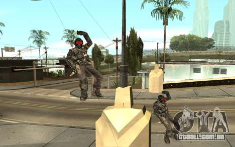 Swat from GTA Criminal Russia para GTA San Andreas