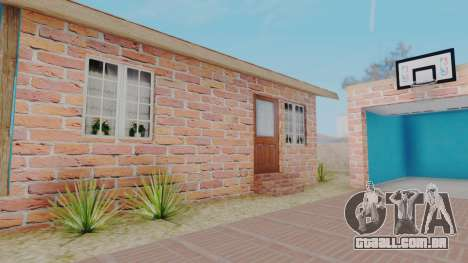 New Big Smoke House para GTA San Andreas terceira tela