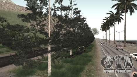 Road repair Dos Santos - Las Venturas. para GTA San Andreas twelth tela