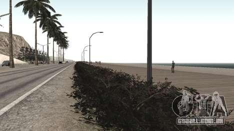 Road repair Dos Santos - Las Venturas. para GTA San Andreas