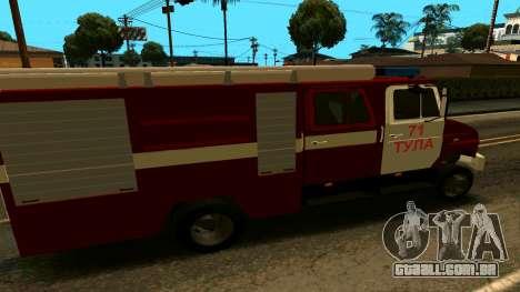 ZIL-5301 para GTA San Andreas vista direita