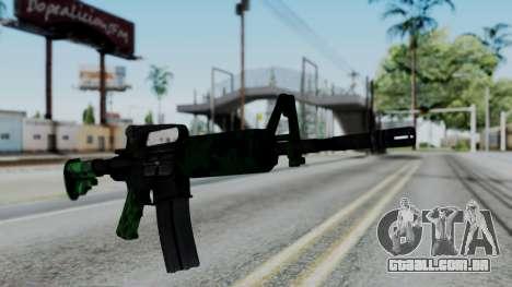 M16 A2 Carbine M727 v4 para GTA San Andreas