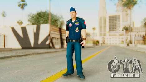 Lvpd1 para GTA San Andreas segunda tela