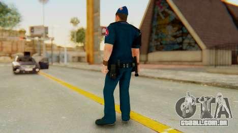 Lvpd1 para GTA San Andreas terceira tela