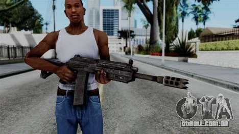 CoD Black Ops 2 - S12 para GTA San Andreas terceira tela