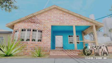 New Big Smoke House para GTA San Andreas segunda tela