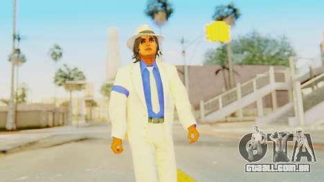 Michael Jackson - Smooth Criminal para GTA San Andreas