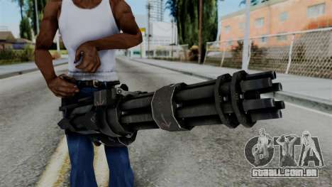 CoD Black Ops 2 - Dead Machine para GTA San Andreas terceira tela