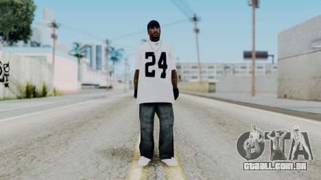 New Mad Dogg para GTA San Andreas segunda tela