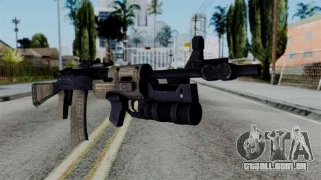 CoD Black Ops 2 - AN-94 para GTA San Andreas
