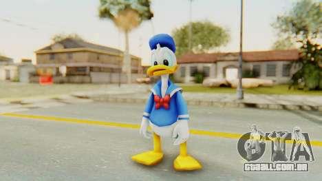 Kingdom Hearts 2 Donald Duck v1 para GTA San Andreas segunda tela
