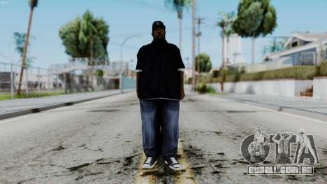 New Big Smoke para GTA San Andreas segunda tela