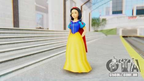 Snow White para GTA San Andreas segunda tela