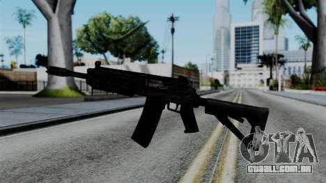 CoD Black Ops 2 - S12 para GTA San Andreas segunda tela
