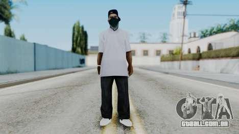 New Fam3 para GTA San Andreas segunda tela