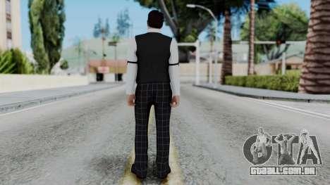 Be My Valentine DLC Male Skin para GTA San Andreas terceira tela