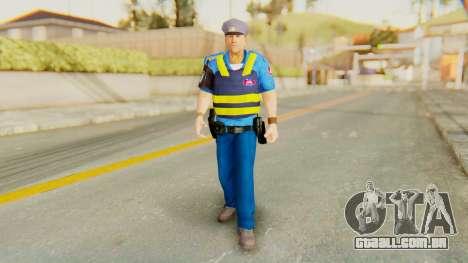Dsher para GTA San Andreas segunda tela
